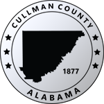 Official Seal of Cullman County, Alabama